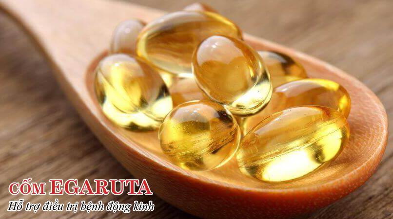 Các omega – 3 trong dầu cá làm giảm tần suất, mức độ, thời gian diễn ra cơn co giật